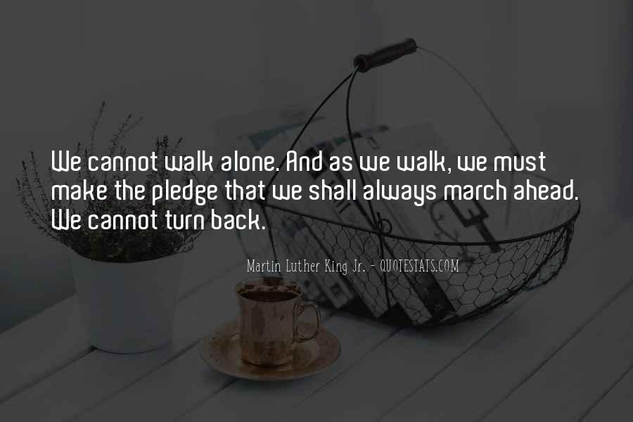 Walk'd Quotes #18032