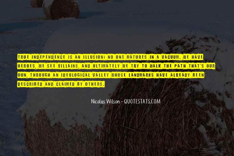 Walk'd Quotes #1833