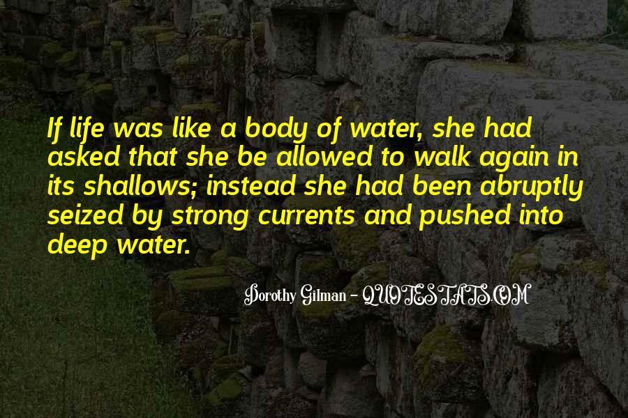 Walk'd Quotes #19525