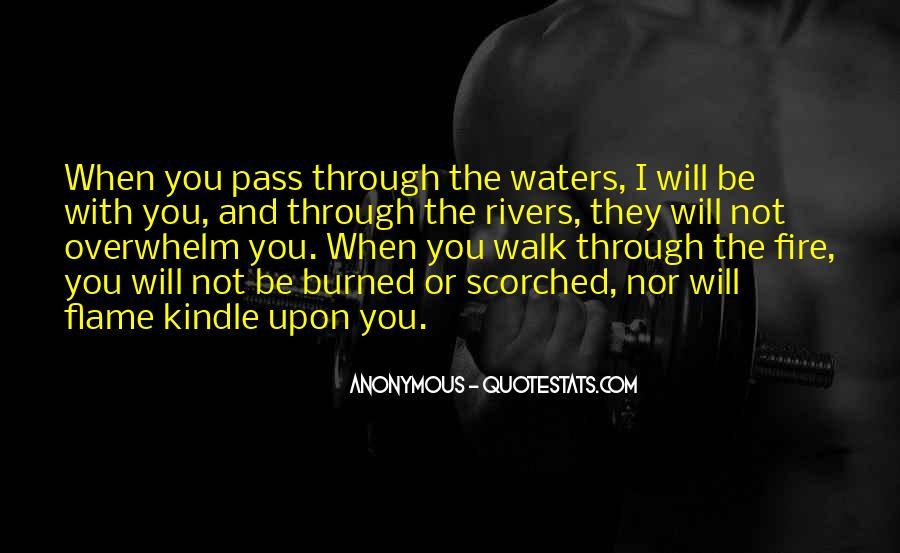 Walk'd Quotes #3327