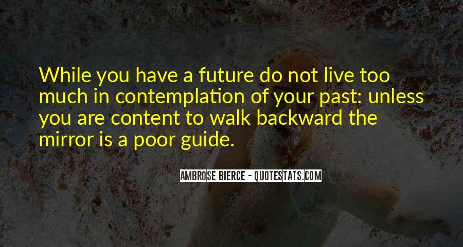 Walk'd Quotes #4589