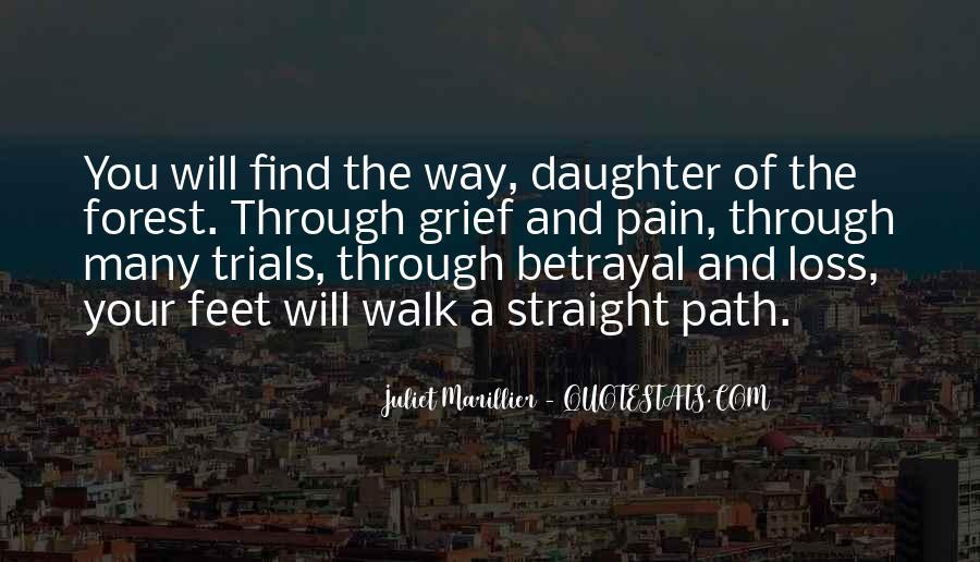 Walk'd Quotes #7320