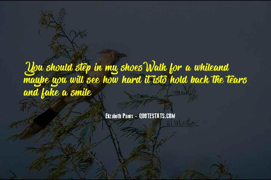 Walk'd Quotes #8191