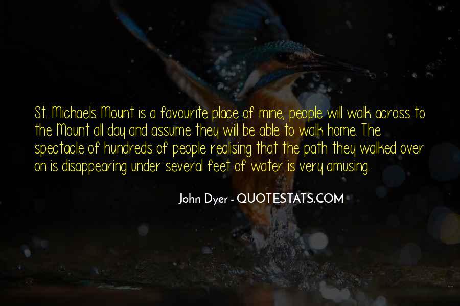 Walk'd Quotes #8719