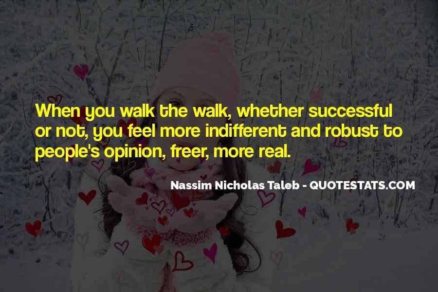 Walk'd Quotes #8743