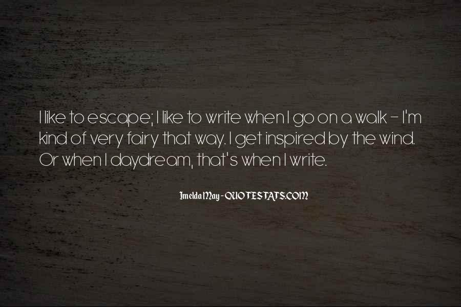 Walk'd Quotes #8812