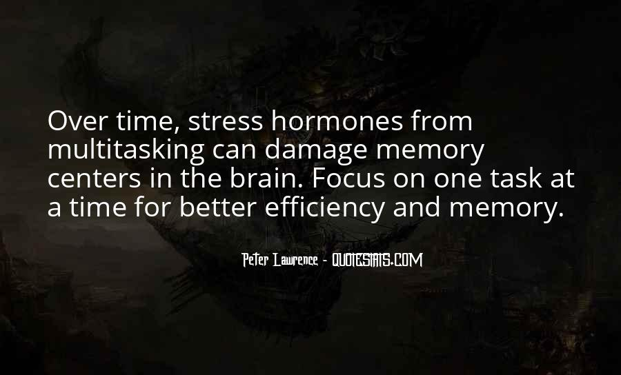Quotes About No More Stress #12544