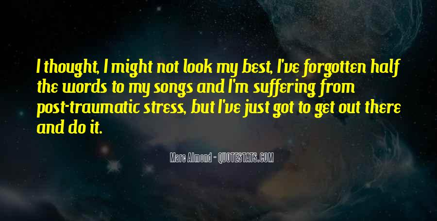 Quotes About No More Stress #47963
