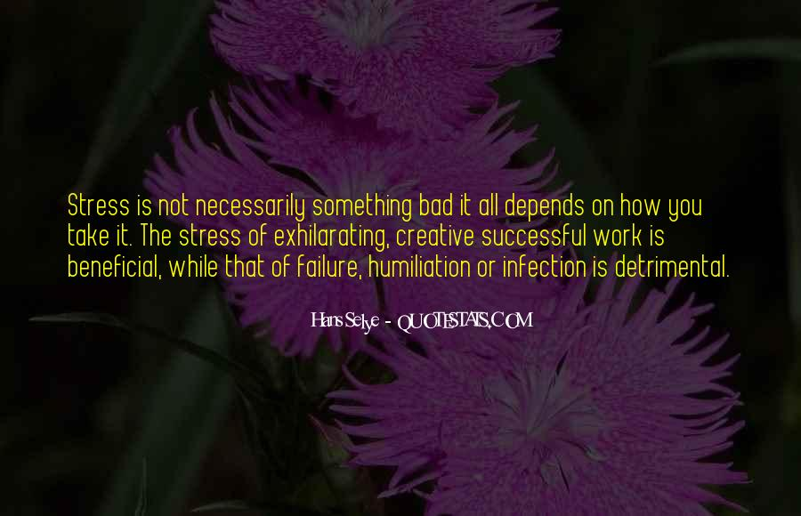 Quotes About No More Stress #8437