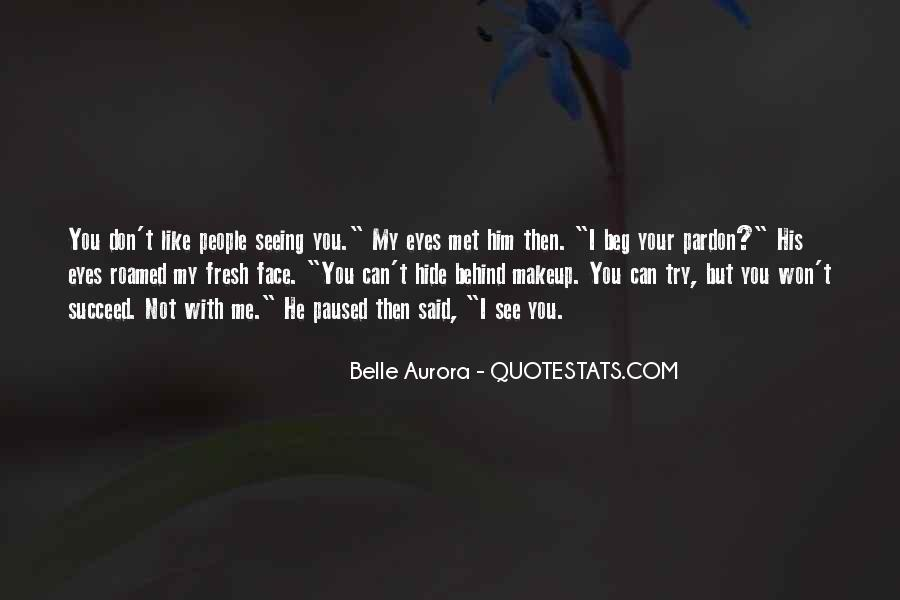 Quotes About Behind My Eyes #1190094
