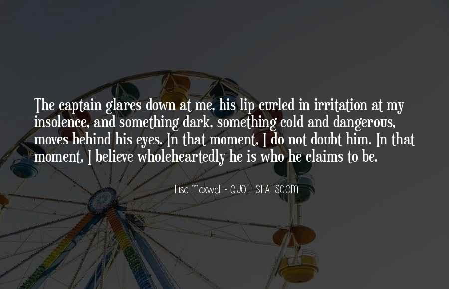 Quotes About Behind My Eyes #119052