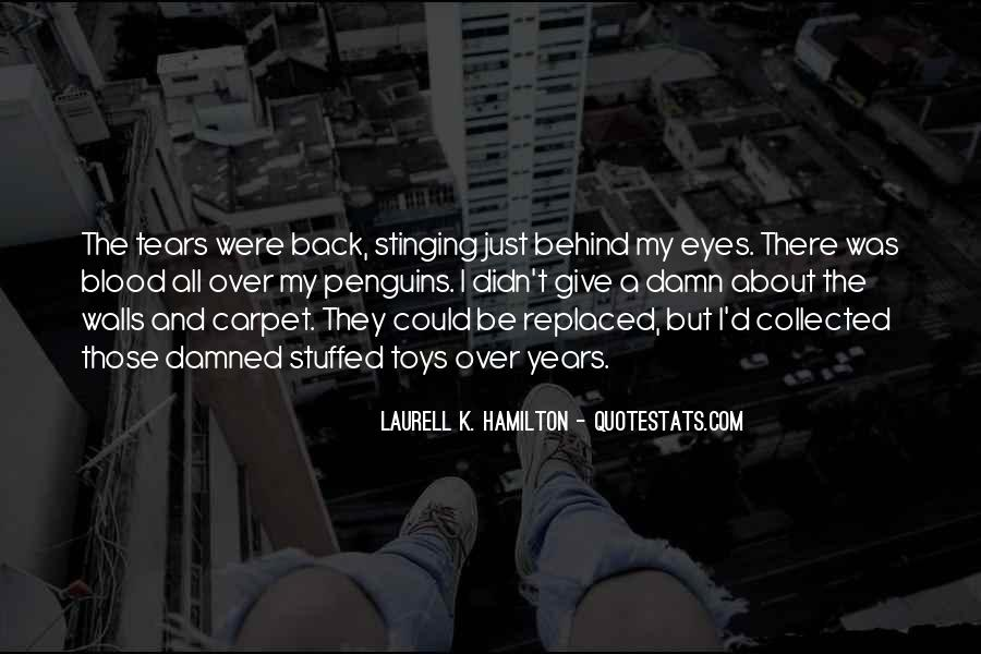Quotes About Behind My Eyes #1202508