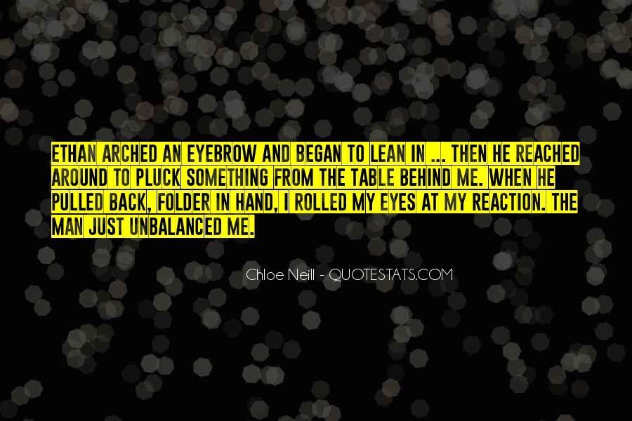 Quotes About Behind My Eyes #1485437