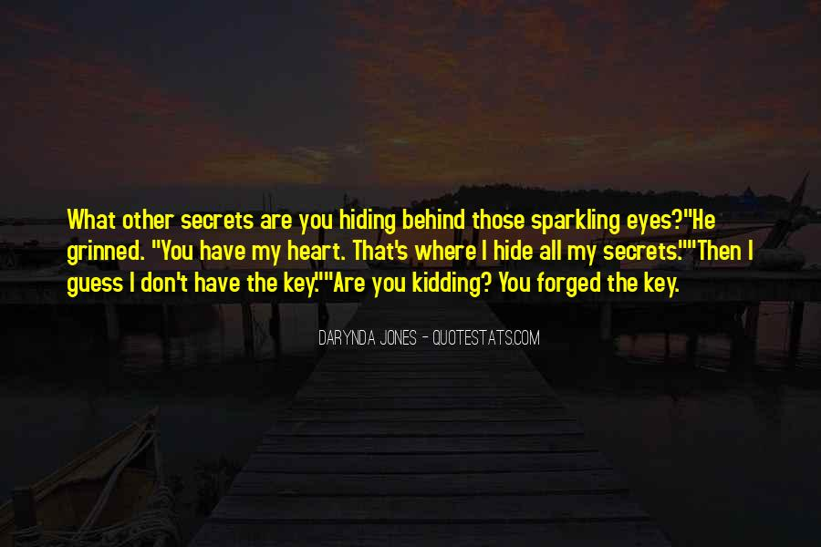 Quotes About Behind My Eyes #1592235