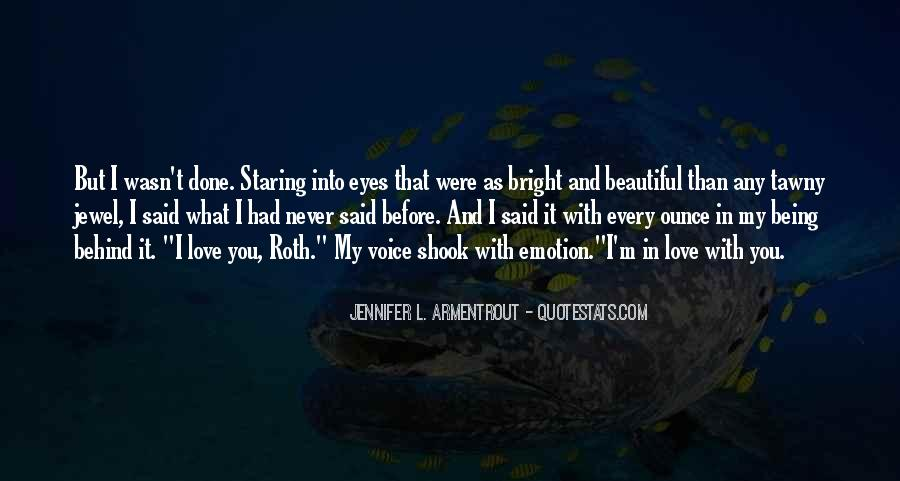 Quotes About Behind My Eyes #534978