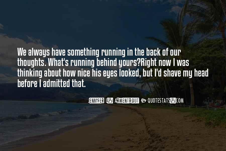 Quotes About Behind My Eyes #89030