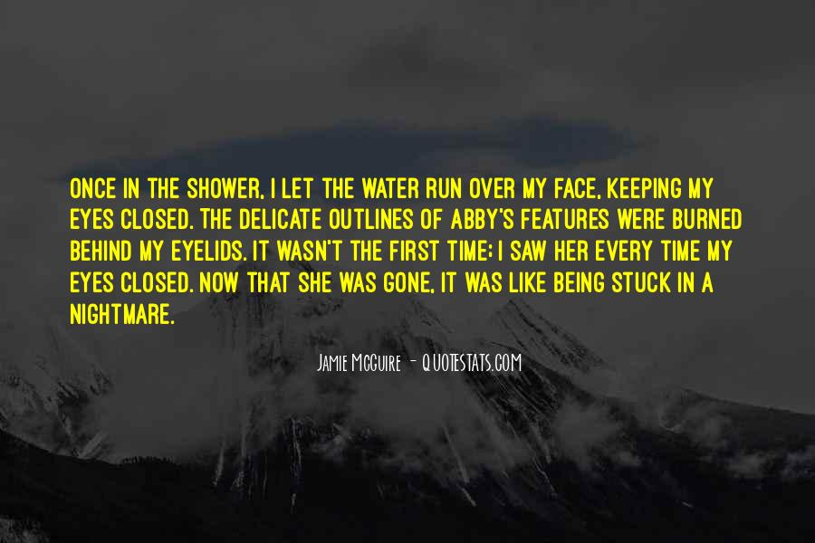 Quotes About Behind My Eyes #89261