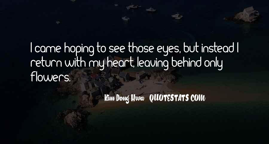 Quotes About Behind My Eyes #954072