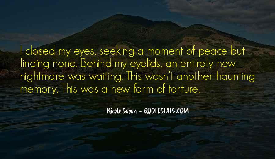 Quotes About Behind My Eyes #974361