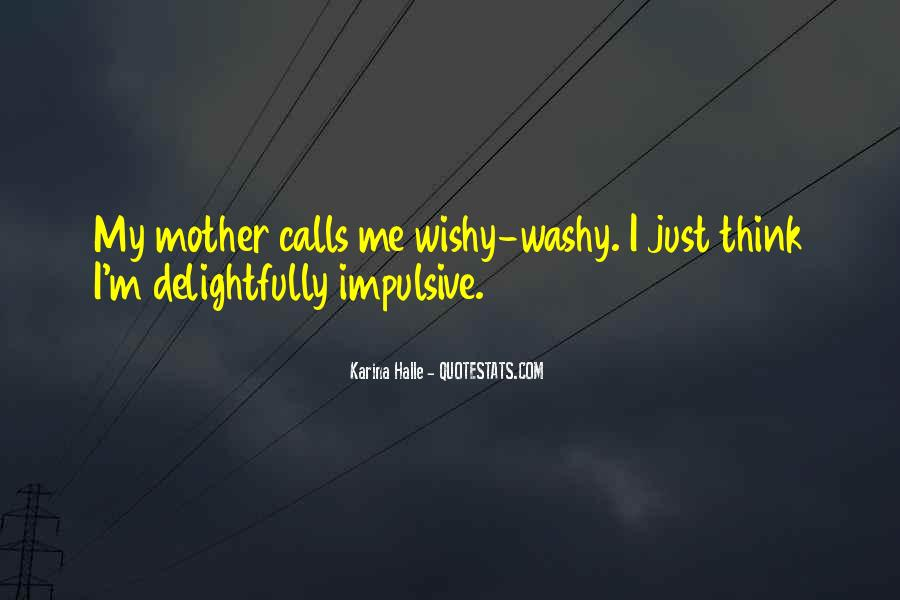 Washy Quotes #638543