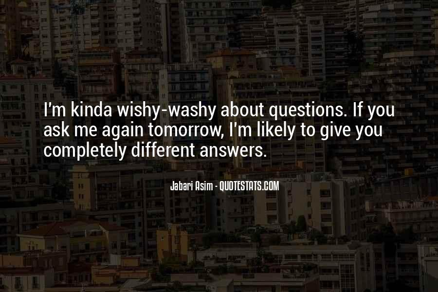 Washy Quotes #972118