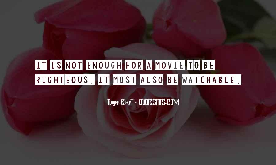 Watchable Quotes #485847