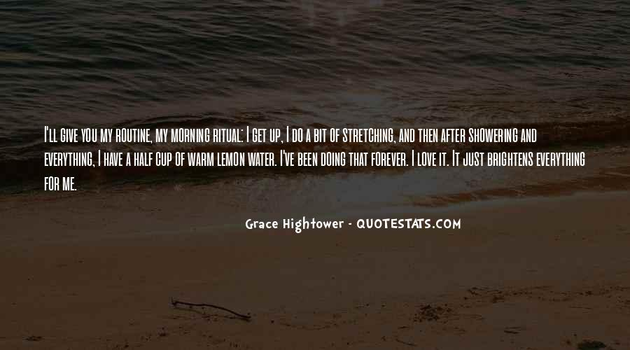 Water'll Quotes #1030199