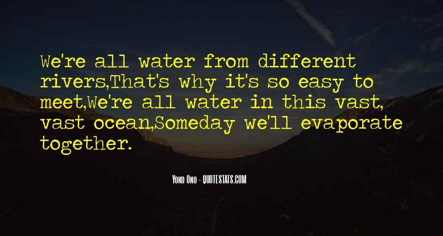 Water'll Quotes #1110046