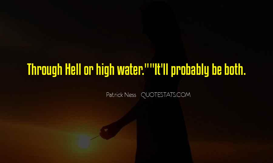 Water'll Quotes #144984