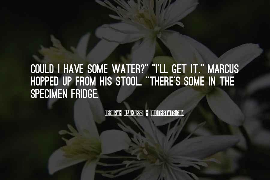 Water'll Quotes #326955