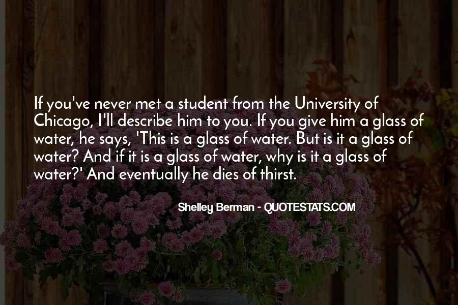 Water'll Quotes #380639