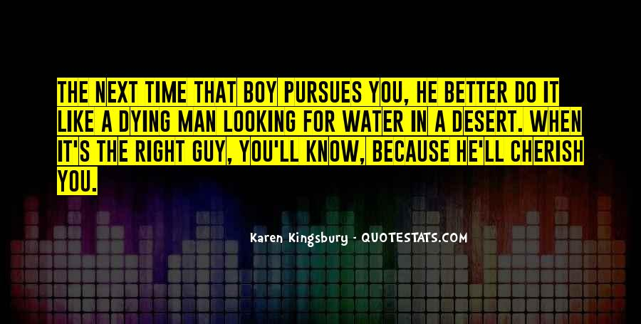 Water'll Quotes #452390