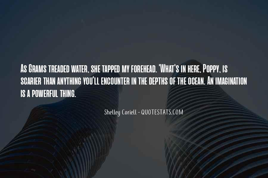 Water'll Quotes #843871