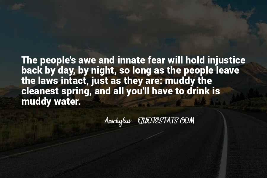 Water'll Quotes #848201