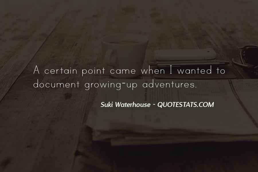 Waterhouse Quotes #1237935