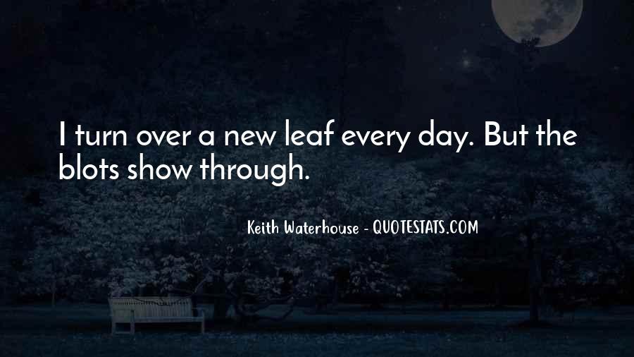 Waterhouse Quotes #1553349