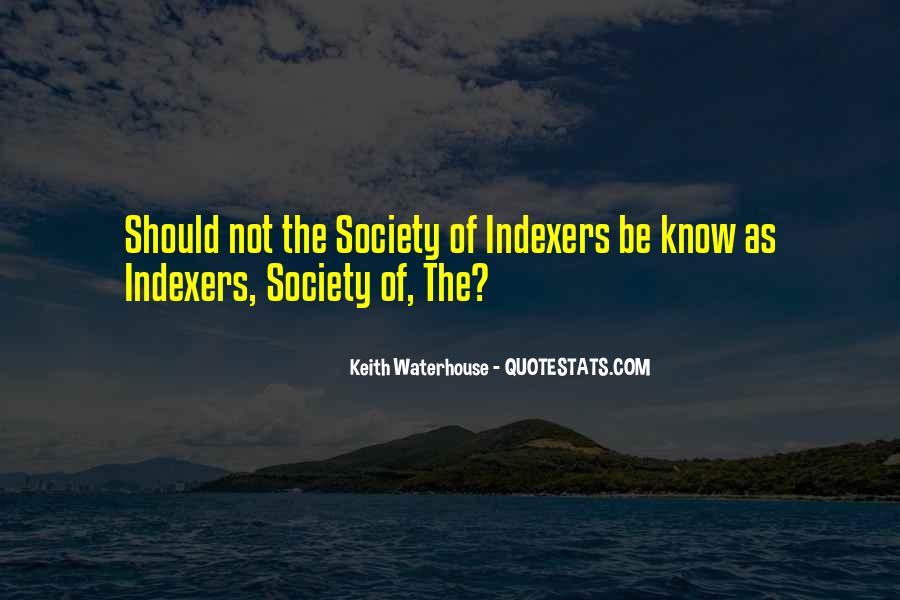Waterhouse Quotes #1692250