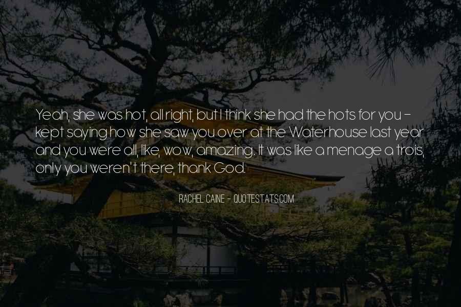 Waterhouse Quotes #381223