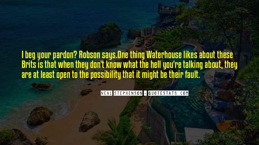 Waterhouse Quotes #601114