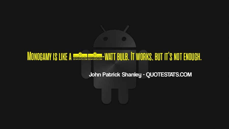 Watt's Quotes #100511