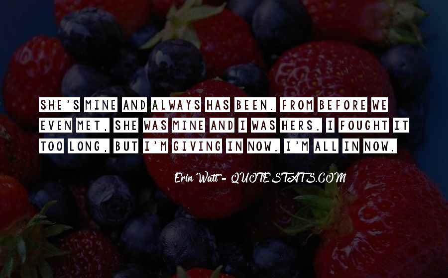 Watt's Quotes #1027438
