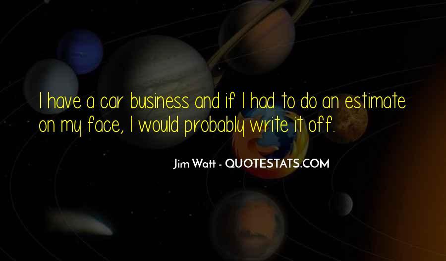 Watt's Quotes #1062219