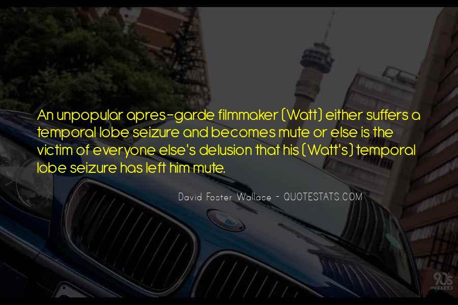 Watt's Quotes #1134297