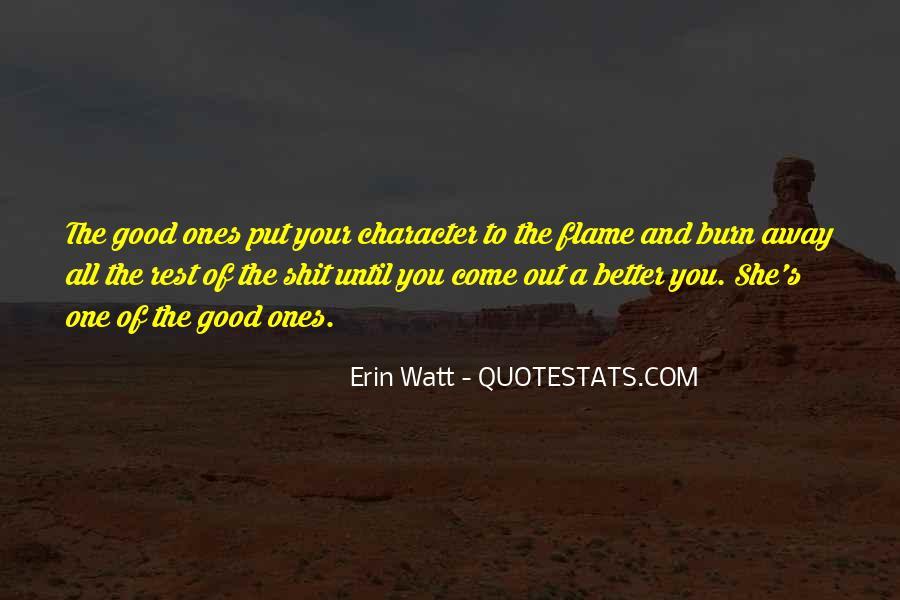 Watt's Quotes #1362939