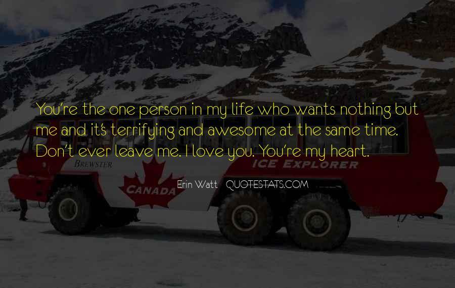 Watt's Quotes #1383215