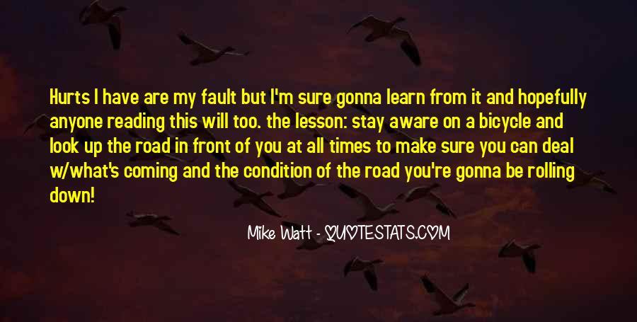 Watt's Quotes #1466597