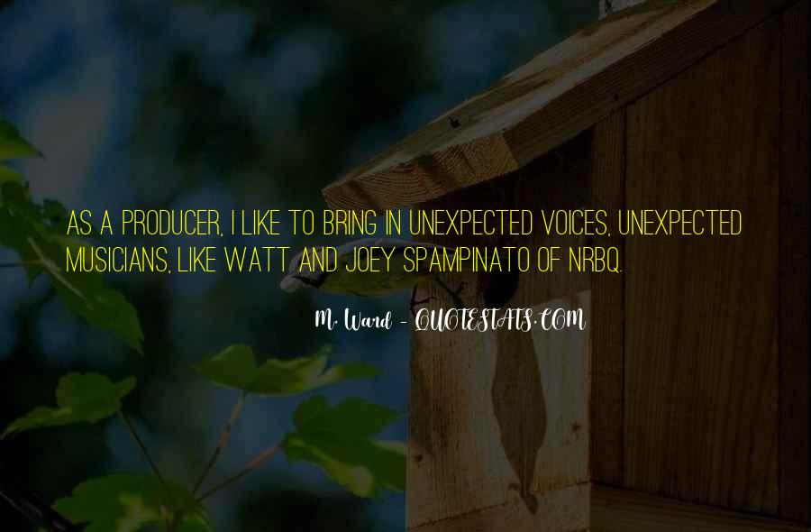 Watt's Quotes #579603