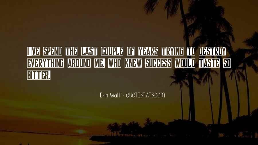 Watt's Quotes #634832