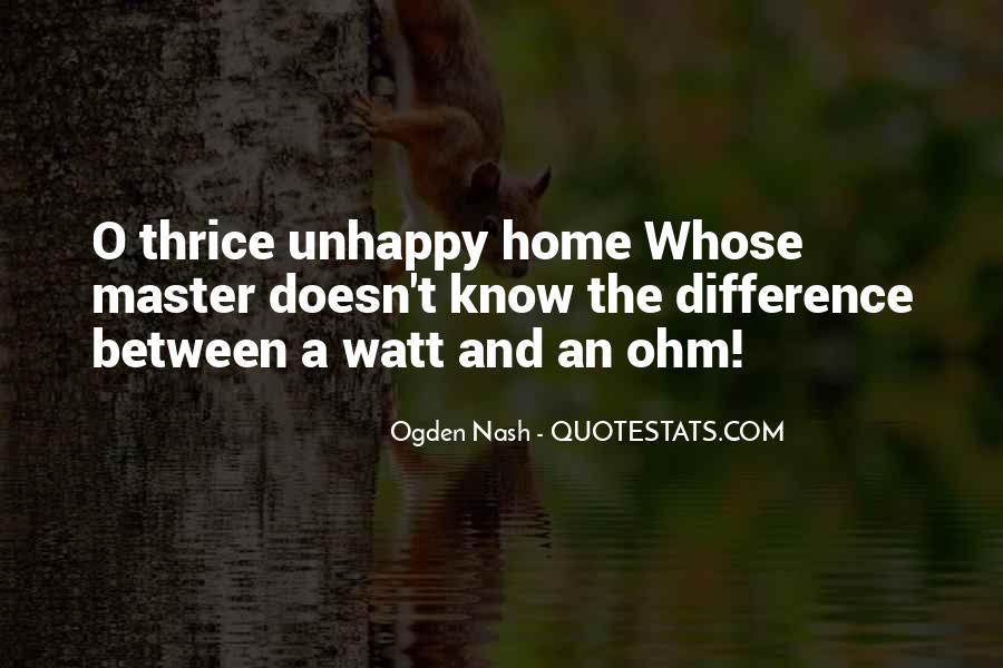Watt's Quotes #882486