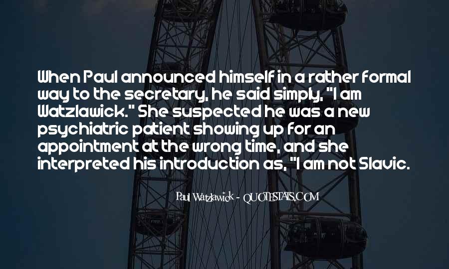 Watzlawick Quotes #1057578